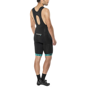 Etxeondo Orhi Bib Shorts Men Black/Blue